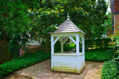 Covered Colonial Well