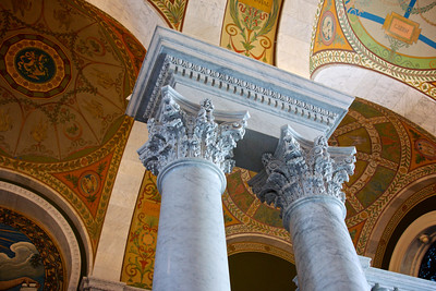 Columns in Library of Congress