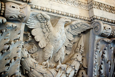 Relief of National Eagle Symbol