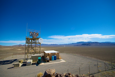 Desert Radar Station