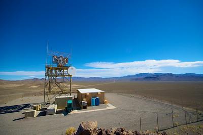 Desert Radar Station