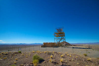 Military Radar Installation