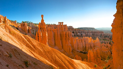 Orange Canyon at Bryce Canyon