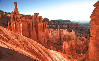 Mass of Hoodoos at Bryce Canyon National Park