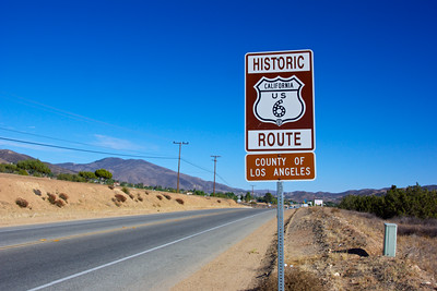 Historic Route 6 Highway
