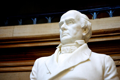 Daniel Webster Statue