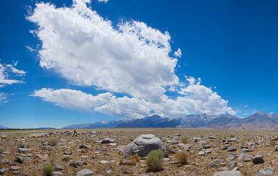 Sierra Nevadas Mountains