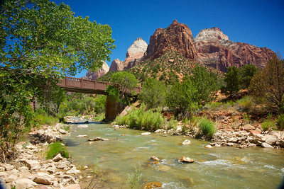 Zion National Park's Virgin River