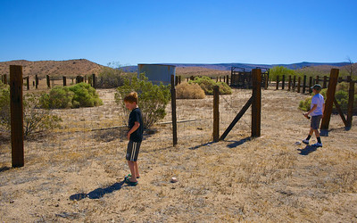 Exploring the Corral