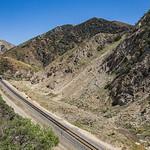 Train Track to Tunnel